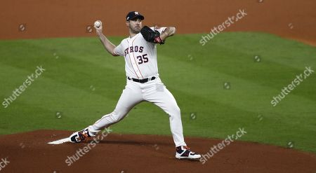 Editorial picture of New York Yankees at Houston Astros, USA - 13 Oct 2019