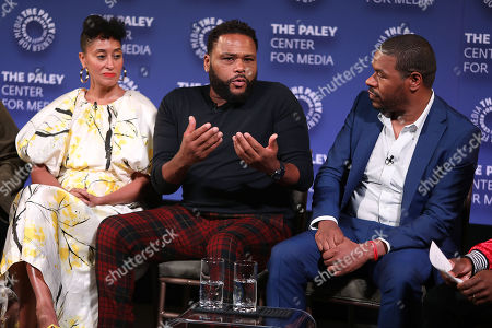 "Editorial photo of PaleyFest NY Presents - ""Black-ish"" - Live Panel, New York, USA - 13 Oct 2019"