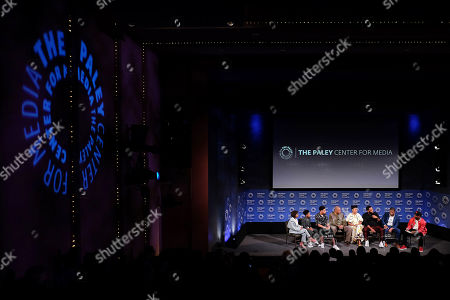 "Editorial picture of PaleyFest NY Presents - ""Black-ish"" - Live Panel, New York, USA - 13 Oct 2019"