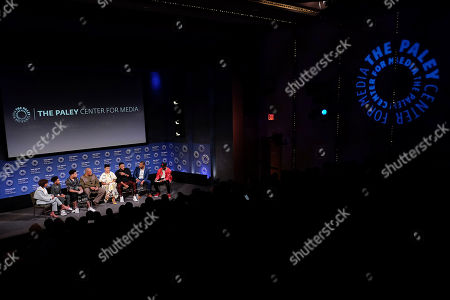 "Editorial image of PaleyFest NY Presents - ""Black-ish"" - Live Panel, New York, USA - 13 Oct 2019"