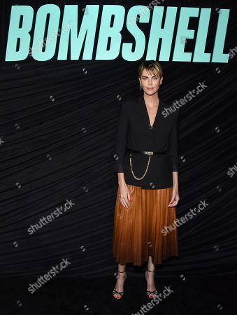 """Editorial picture of LA Special Screening of """"Bombshell"""", West Hollywood, USA - 13 Oct 2019"""