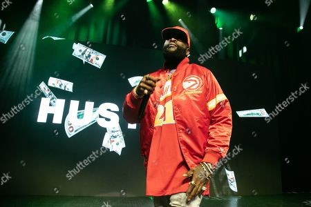 Stock Picture of Rick Ross
