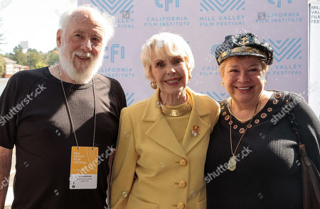 Editorial picture of Barbara Rush Tribute, Mill Valley Film Festival, USA - 13 Oct 2019