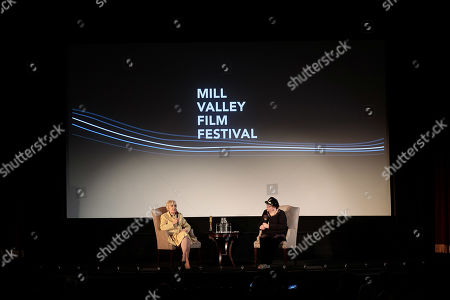 Editorial image of Barbara Rush Tribute, Mill Valley Film Festival, USA - 13 Oct 2019