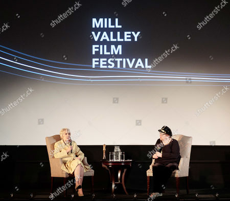 Editorial photo of Barbara Rush Tribute, Mill Valley Film Festival, USA - 13 Oct 2019