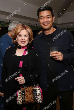 "Kat Kramer, Destin Daniel Cretton. Kat Kramer and director Destin Daniel Cretton attend the ""Just Mercy"" tastemaker screening and reception at The London Hotel on"