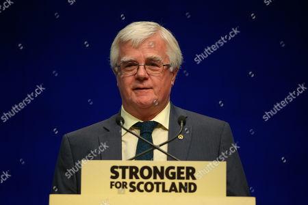Ian Hudghton, President of the Scottish National Party (SNP)