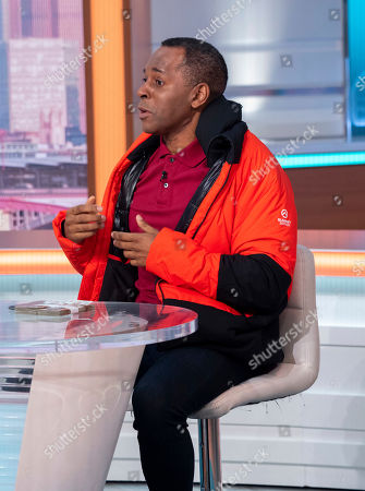 Stock Picture of Andi Peters