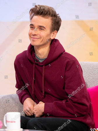 Stock Picture of Joe Sugg