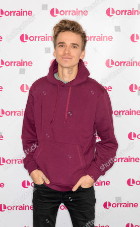 Editorial photo of 'Lorraine' TV show, London, UK - 14 Oct 2019