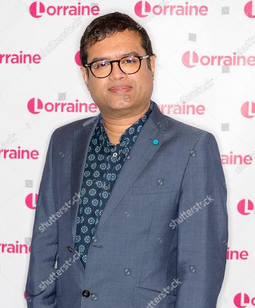 Stock Image of Paul Sinha