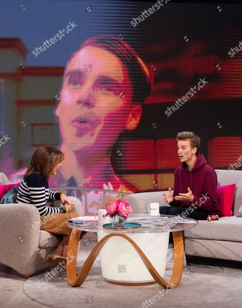 Lorraine Kelly And Joe Sugg