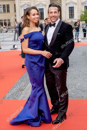 Editorial picture of Opus Klassik Awards, Berlin, Germany - 13 Oct 2019