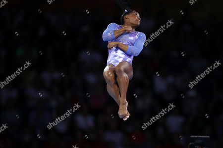 Editorial image of Gymnastics World Championships, Day 10, Stuttgart, Germany - 13 Oct 2019