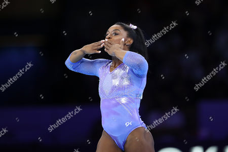 Editorial picture of Gymnastics World Championships, Day 10, Stuttgart, Germany - 13 Oct 2019