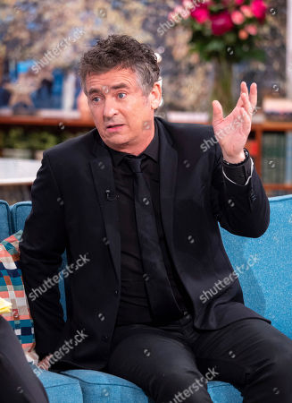 Editorial image of 'This Morning' TV show, London, UK - 14 Oct 2019