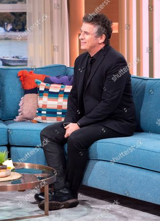 Editorial picture of 'This Morning' TV show, London, UK - 14 Oct 2019