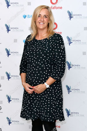 Stock Photo of Tracey Neville