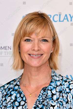 Stock Image of Julie Etchingham