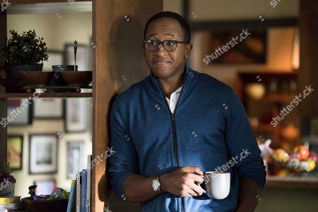 Stock Picture of Nyasha Hatendi as Leon