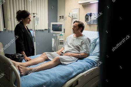 Michaela Watkins as Valerie Meyers and Timm Sharp as John