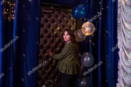 Tara Lynne Barr as Laura Meyers