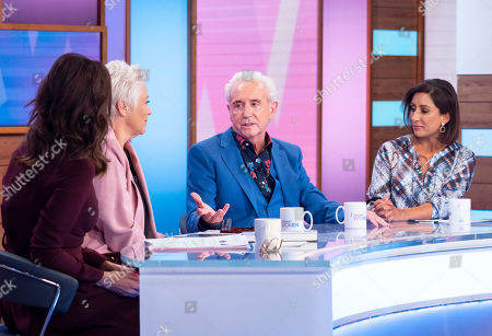 Andrea McLean, Denise Welch, Tony Christie, Saira Khan and Jane Moore