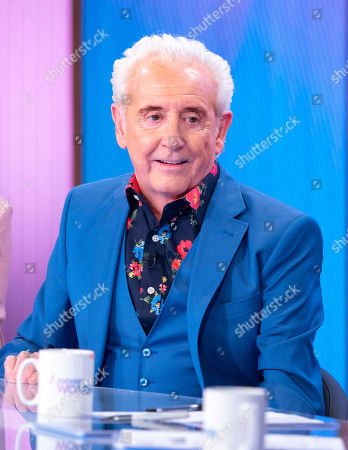 Stock Image of Tony Christie