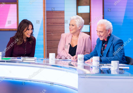 Andrea McLean, Denise Welch, Tony Christie