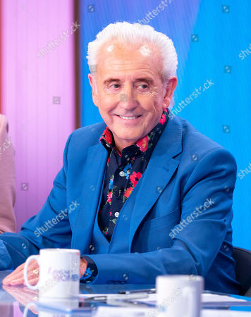 Editorial picture of 'Loose Women' TV show, London, UK - 14 Oct 2019