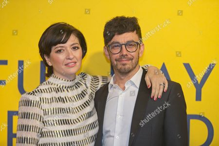 Director Marielle Heller and Jorma Taccone