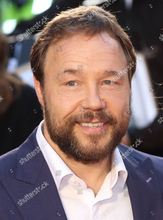 Stock Image of Stephen Graham