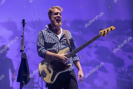 Mumford and Sons - Ted Dwane