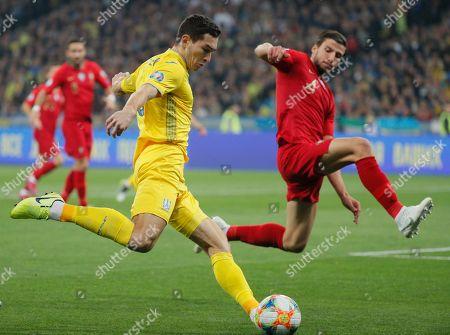 Editorial image of Ukraine vs Portugal, Kiev - 14 Oct 2019