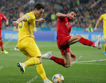 Editorial photo of Ukraine vs Portugal, Kiev - 14 Oct 2019
