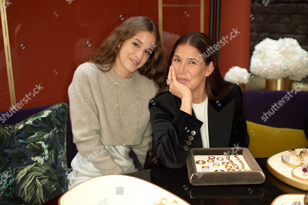Editorial photo of 'Pomellato' one year anniversary celebration, London, UK - 14 Oct 2019
