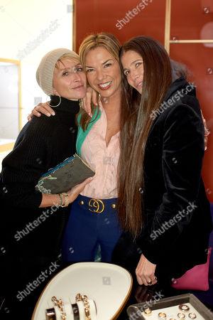 Jo Manoukian, Heather Kerzner and Elizabeth Saltzman