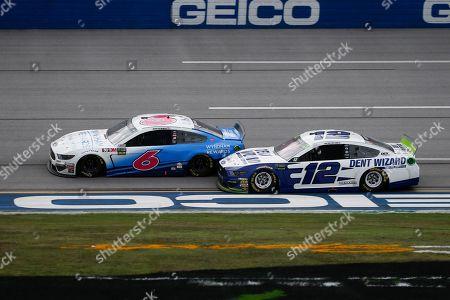 Editorial photo of NASCAR Auto Racing, Talladega, USA - 14 Oct 2019