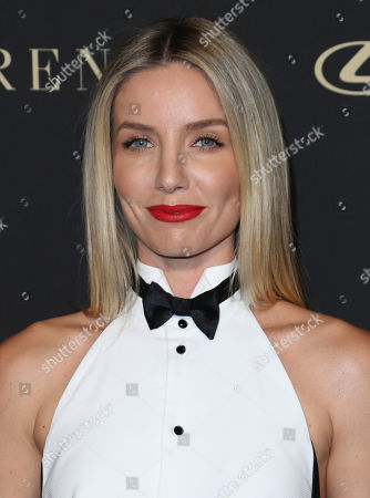 Stock Photo of Annabelle Wallis