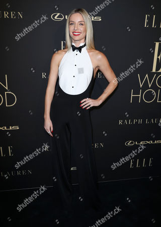 Editorial picture of Elle Women in Hollywood, Arrivals, Four Seasons Hotel, Los Angeles, USA - 14 Oct 2019