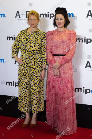 Editorial image of Opening Night Party, Arrivals, MIPCOM Cannes, France - 14 Oct 2019