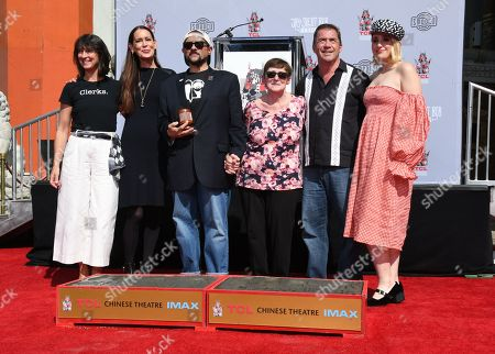Kevin Smith, Harley Quinn Smith and guests