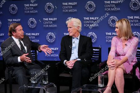 Dennis Murphy, Keith Morrison, Andrea Canning