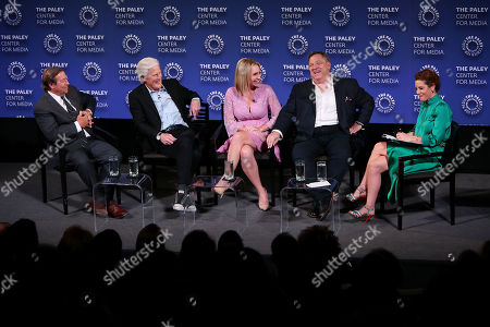 Stock Picture of Dennis Murphy, Keith Morrison, Andrea Canning, Josh Mankiewicz, Stephanie Ruhle