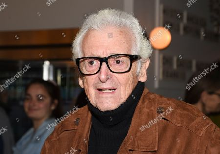 """Photographer Harry Benson attends a special screening of Sony Pictures Classics' """"Frankie"""", hosted by The Cinema Society, at Metrograph, in New York"""
