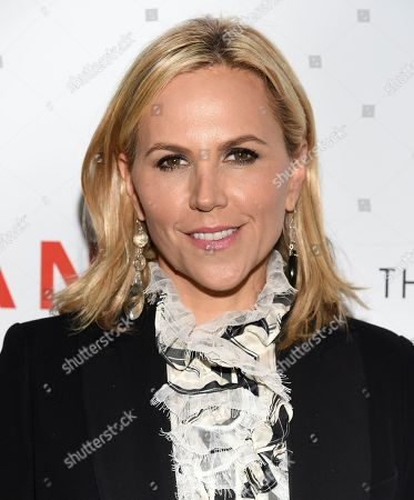 """Tory Burch attend a special screening of Sony Pictures Classics' """"Frankie"""", hosted by The Cinema Society, at Metrograph, in New York"""