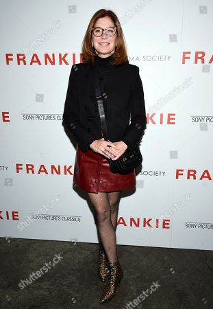"Dana Delany attends a special screening of Sony Pictures Classics' ""Frankie,"" hosted by The Cinema Society, at Metrograph, in New York"