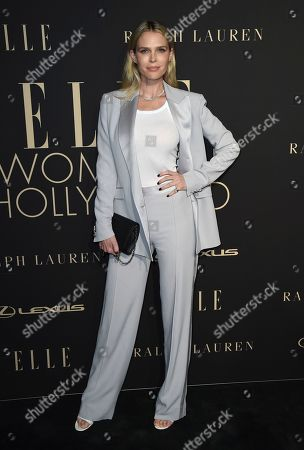 Sara Foster arrives at the 26th annual ELLE Women in Hollywood Celebration at the Four Seasons Hotel, in Los Angeles