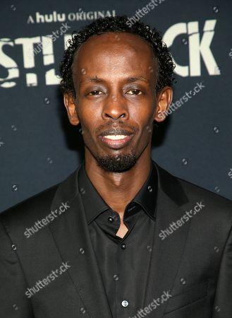 Stock Photo of Barkhad Abdi