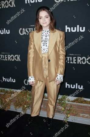 Editorial image of 'Castle Rock' TV Show, Season 2 premiere, AMC Sunset 5, Los Angeles, USA - 14 Oct 2019